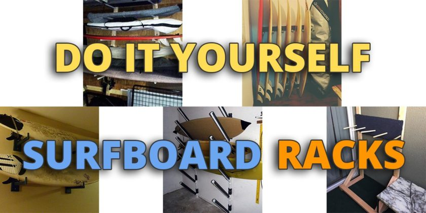 9 Do It Yourself Surfboard Racks How To Build Them Cheaply