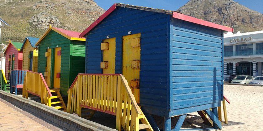 muizenberg-huts